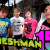Freshman 15 Returns with Brand New Album!
