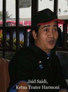 """Hari ini, Teater Harmoni Palembang Audisi Naskah """"Dewi Fortuna"""""""