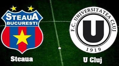 Finala Cupa României Steaua U. Cluj online pe ProTV 31 mai 2015