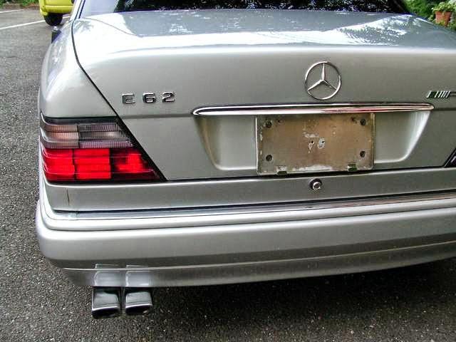 Mercedes Benz W124 E62 Amg Benztuning