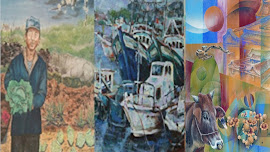 The Penghu (Pescadores) Local painters 澎湖鄉土畫家