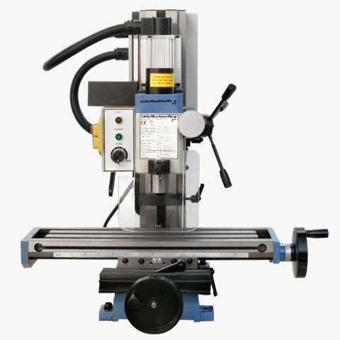 Little machine shop hitorque 3960 tabletop mill review