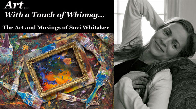 Art With a Touch of Whimsy