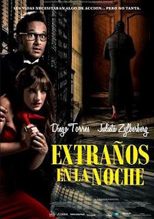 Ver Película Extraños en la Noche Online Gratis (2011)