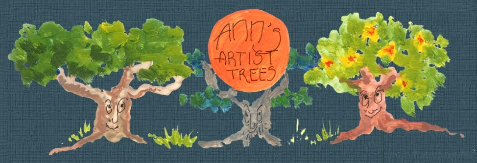 Ann's Artist Trees