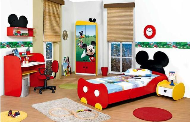 ideas mickey mouse - Baby Bedroom Theme Ideas