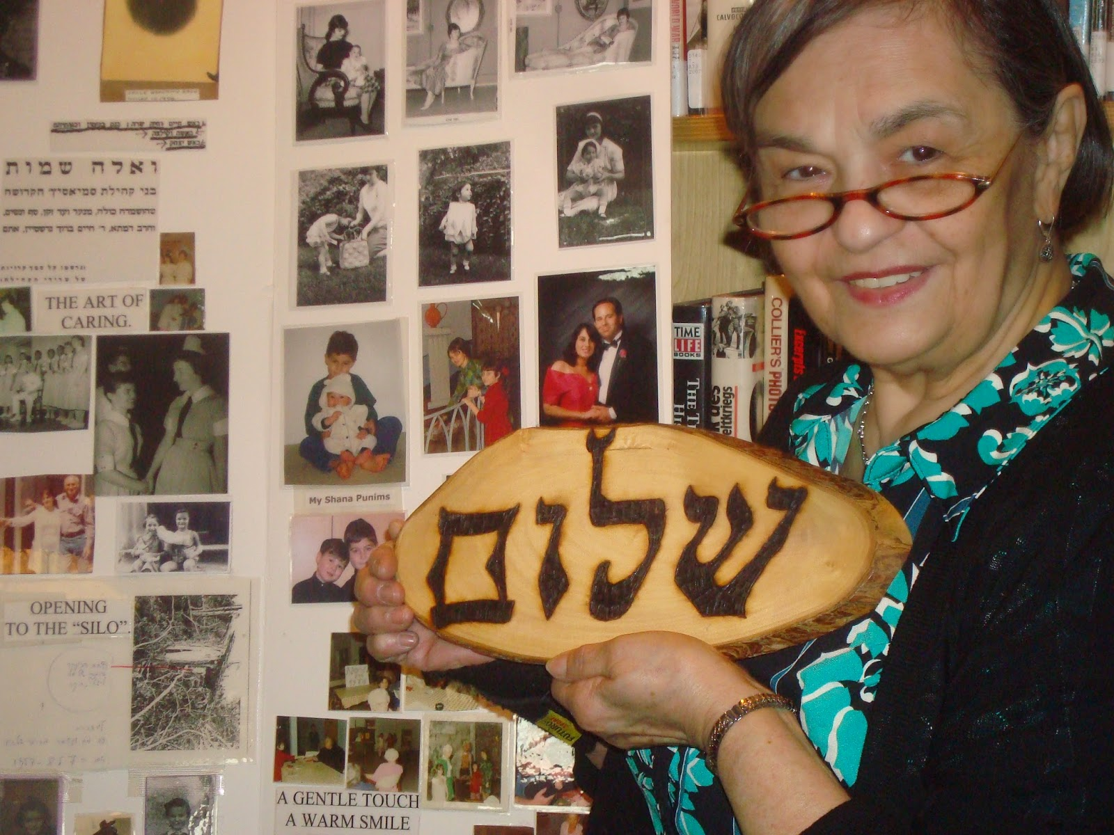Cipora Katz, Holocaust survivor