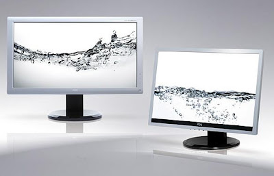 new AOC Launches e2436Pa and e2219Ph LCD Monitor