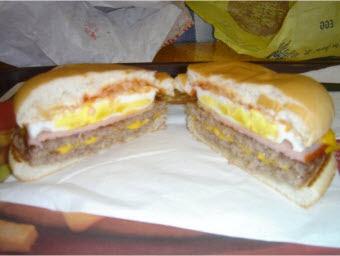麥當勞 秘密菜單 隱藏版漢堡
