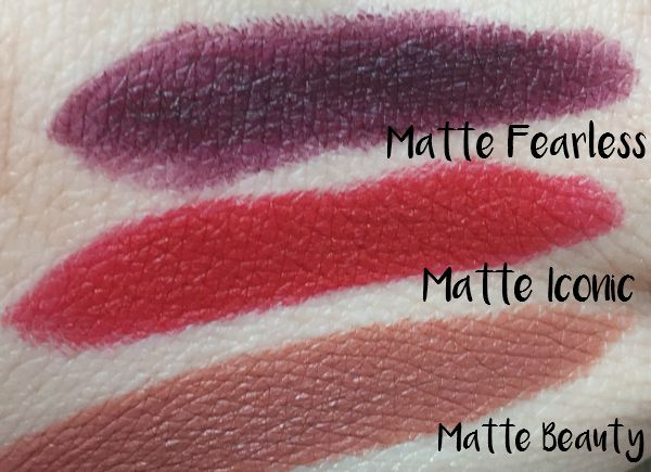 Milani Matte Lip Cremes & Lipsticks Fall 2015