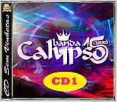 Banda Calypso - 15 Anos Ao Vivo CD1 Faixas Nomeadas e Sem Vinhetas