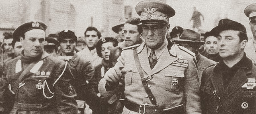 VINCENZO COSTA L' ULTIMO FEDERALE