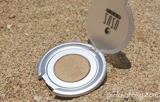 Zuzu Luxe Egyptian Gold Vegan Eyeshadow