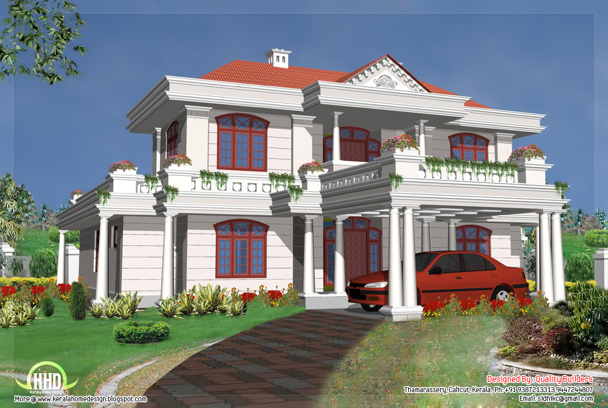 2 floor decorative house design house design plans 2 floor house