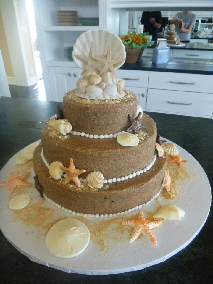 I Love Life: German Chocolate Wedding Cake