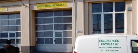 Eredetiségvizsgálat Budapesten -VIN Expert Kft