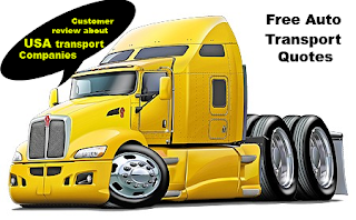 write review about car shipping companies in USA