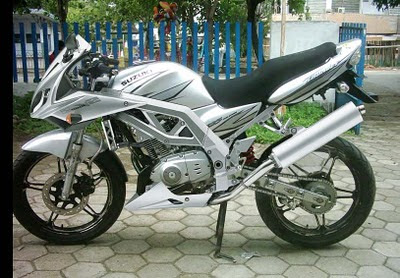 modifikasi thunder 125 cc
