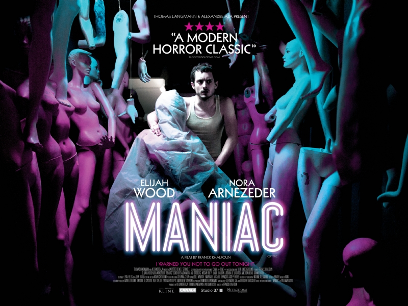 Maniac 2012 full movie watch Live online free
