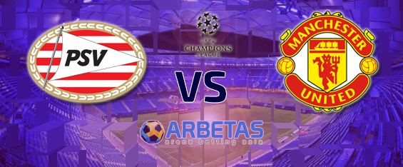 Prediksi Skor PSV vs Manchester United 16 September 2015
