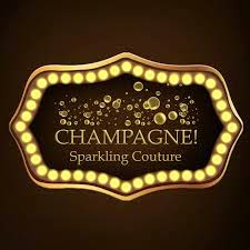 Champagne Sparkling Couture