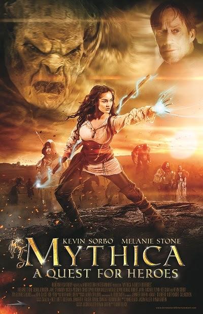 Sứ Mệnh Của Các Anh Hùng - Mythica - A Quest For Heroes