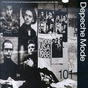 Depeche Mode - Behind the Wheel (live 101)