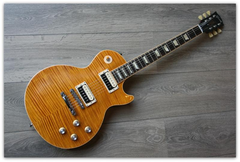 Slash Appetite Les Paul Body
