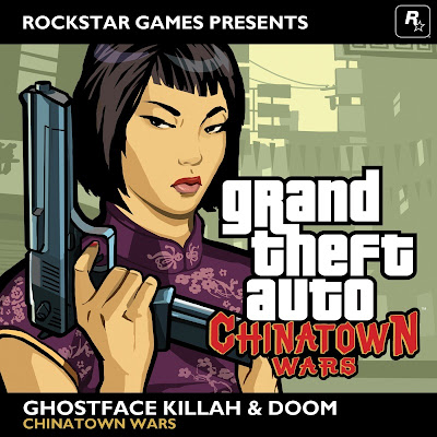 Ghostface Killah & MF DOOM – Chinatown Wars (CDS) (2009) (320 kbps)