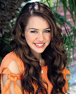 celebrity Miley Cyrus