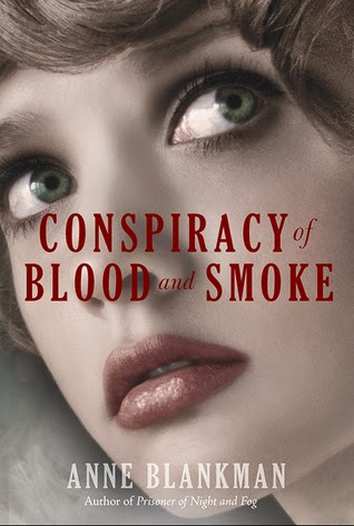 Conspiracy of Blood and Smoke book cover