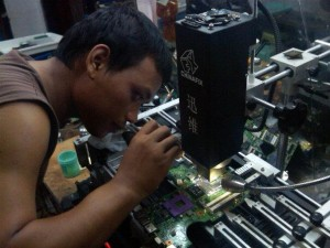 Kursus Mainboard Laptop