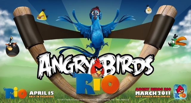 Download games angry bird rio for free games free