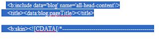 example html code, meta code