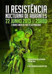 II Resistência Nocturna de Abrantes - 22 Junho 2013