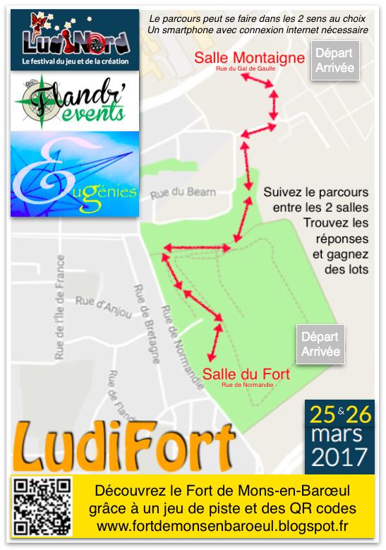 LudiFort avec LudiNord
