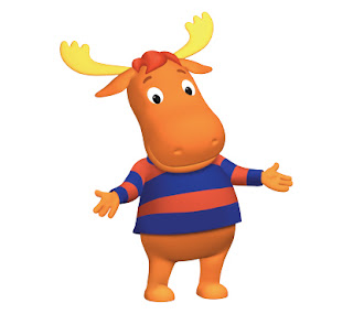 colorir Backyardigans