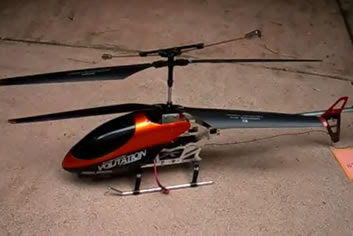 DH 9053 Volitation Helicopter Modify Images