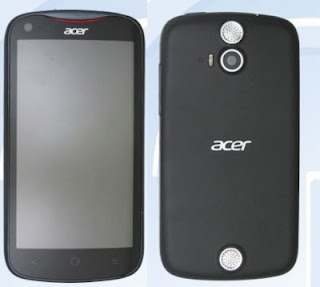 Acer V370, Smartphone Android Quad Core Kamera 8 MP