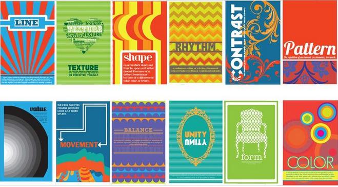 Skyline High School Graphic Design Final Part Elements And - Graphic design elements and principles