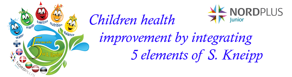 Children health improvement by integrating 5 elements of S. Kneipp