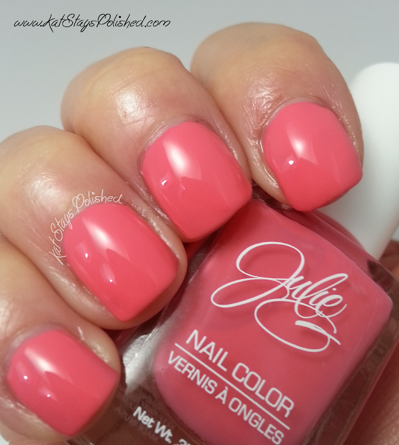 JulieG Nail Polish - The Perfect Pair - Fred