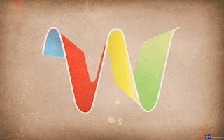 Google Wave Logo HD Background