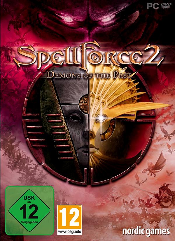 SpellForce 2 - Demons of The Past (FLT-7.64GB)