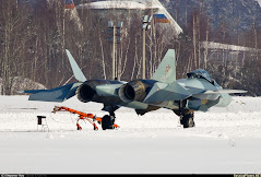 Sukhoi T-50 PAK FA -07