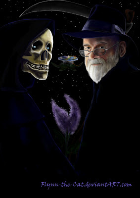 Death & the Discworld, by Flynn-the-Cat