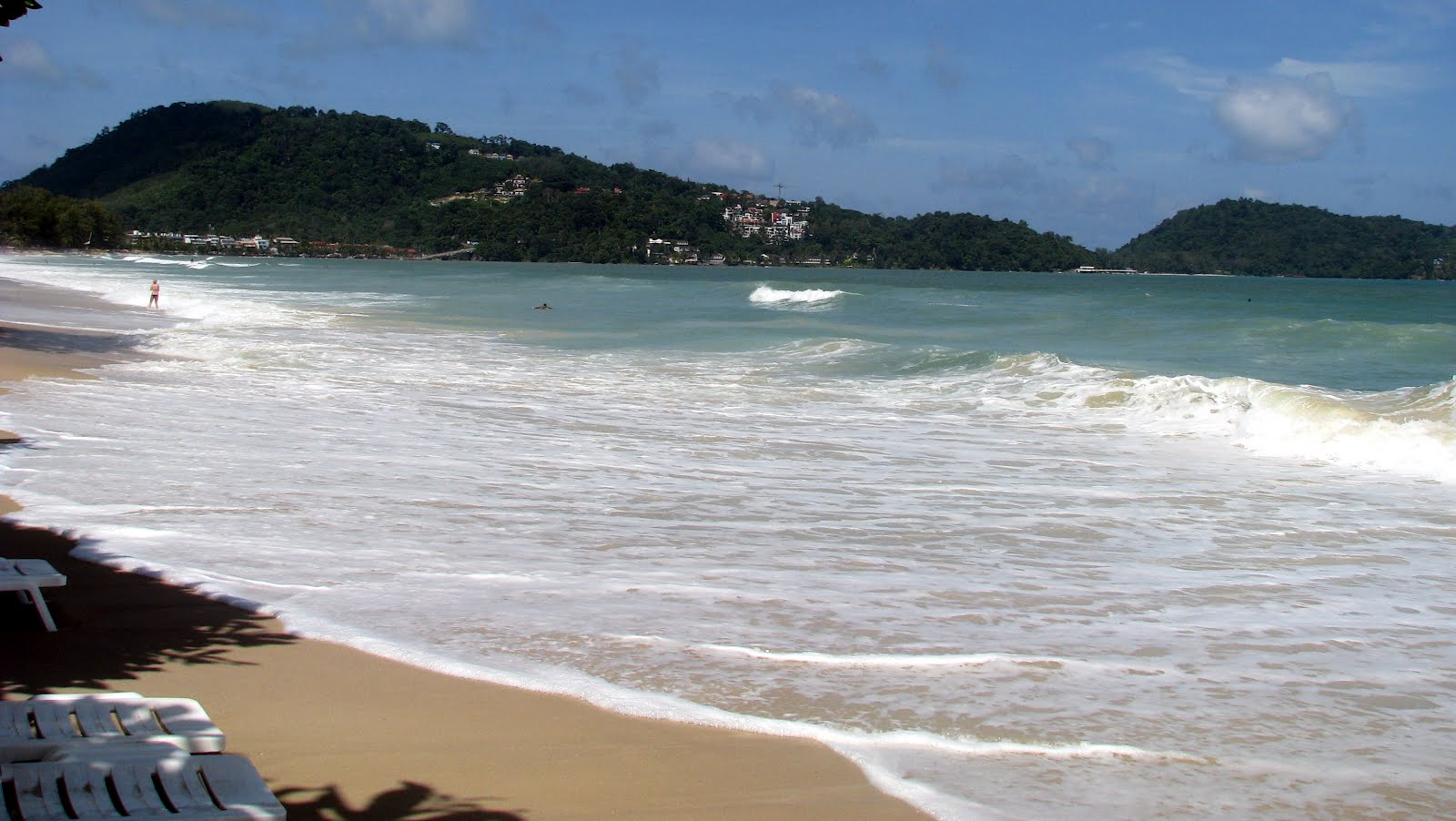 ... Beach was one of the worst affected areas of phuket when 2004 tsunami