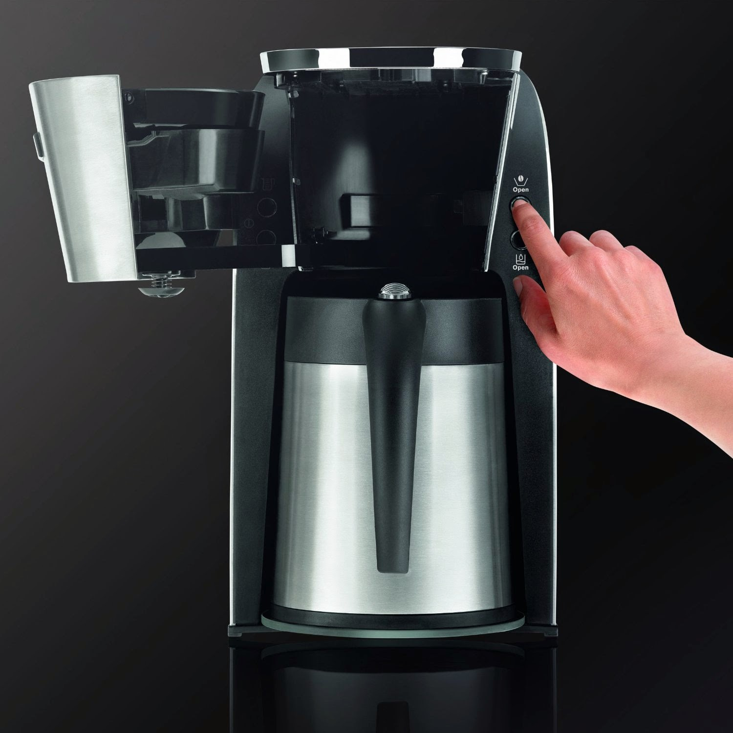 Stainless steel stovetop espresso maker 10 cup - What Is The Best 10 Cup Coffee Maker 2016