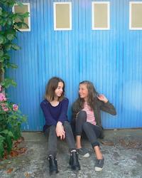 Mila & Louann
