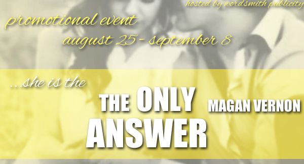 The only answer banner